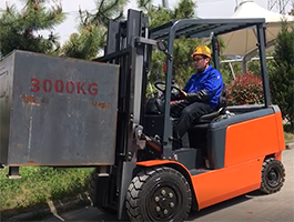 Electric Forklift Truck CPD Series