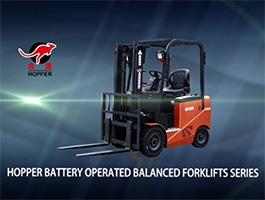 Electric Forklift Series