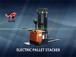 Electric Pallet Stacker Series