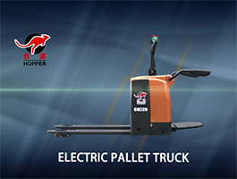 Electric Pallet Truck Series